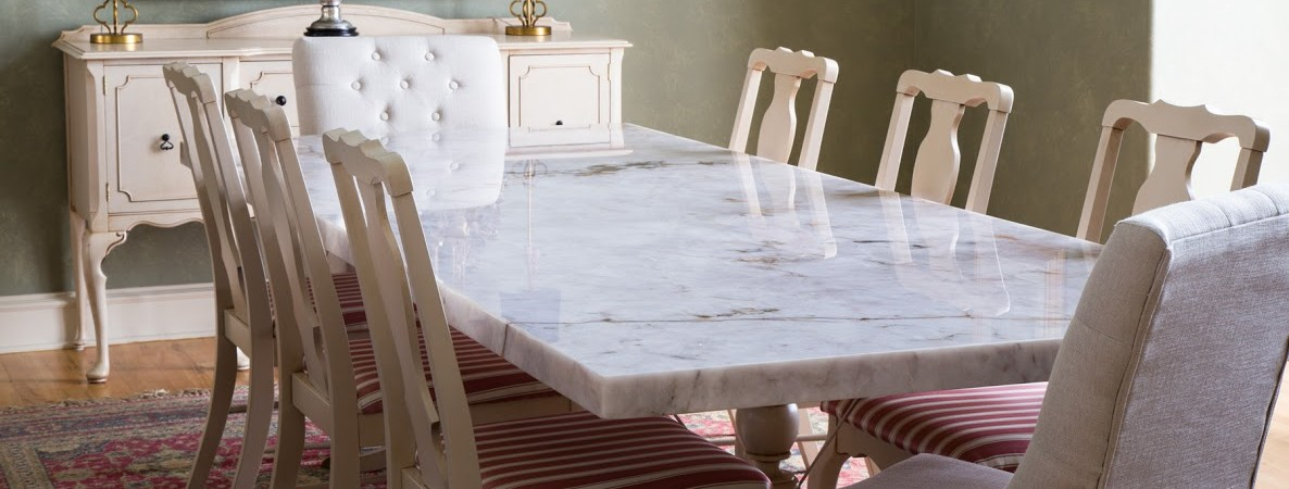 eurocraft granite dining room table top