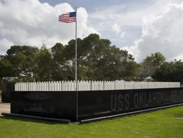 Monumental Project: Sourcing, Shaping and Installing the USS Oklahoma Memorial