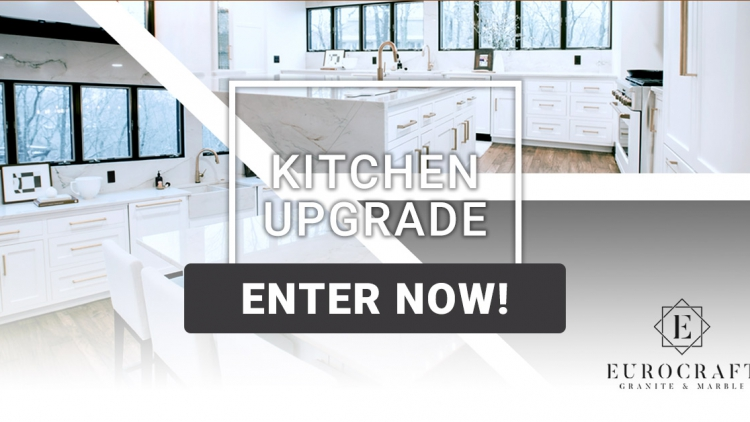 Enter our Kitchen Upgrade Giveaway!