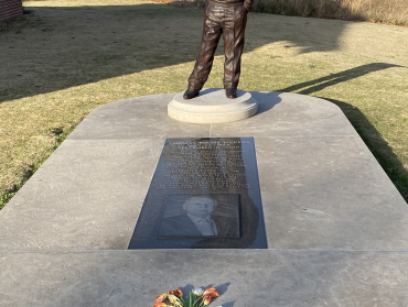 Eurocraft helps OSU permanently memorialize T. Boone Pickens