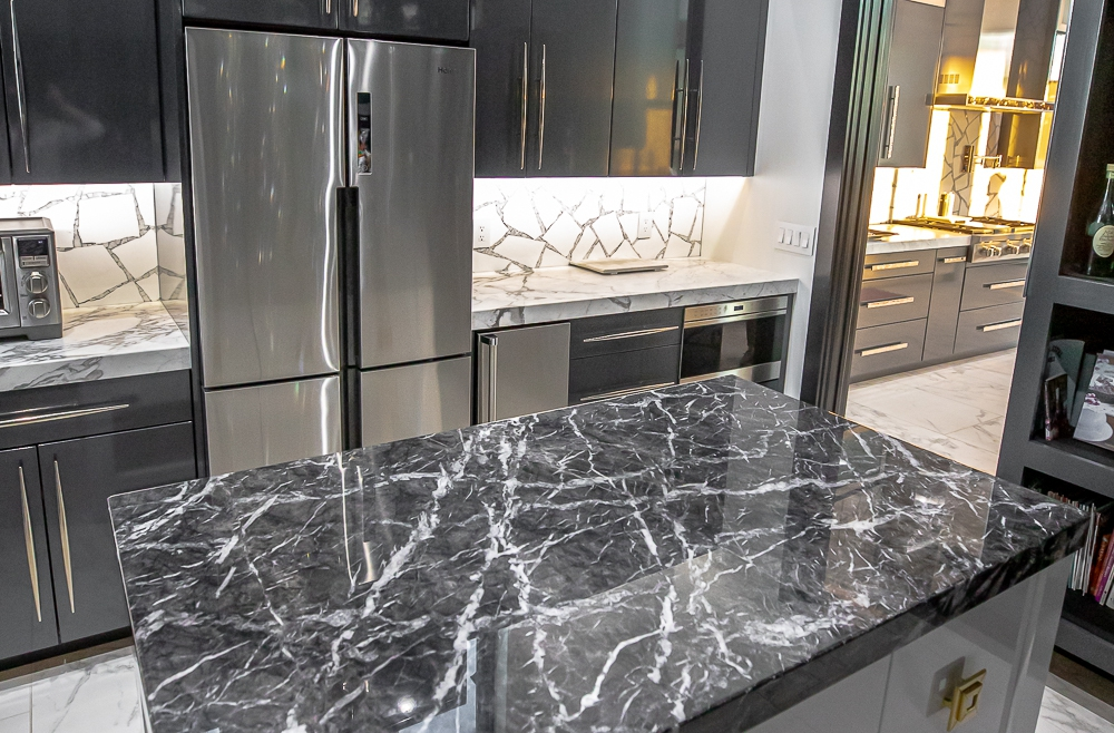 Marble Pantry